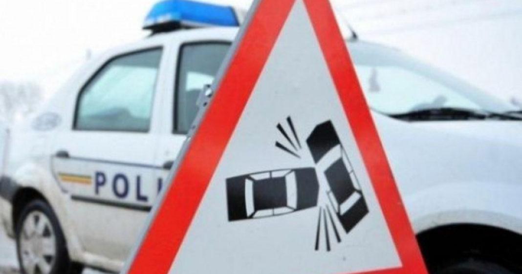 Circulaţie restricţionată pe DN 1. Accident cu trei maşini în zona Băneasa