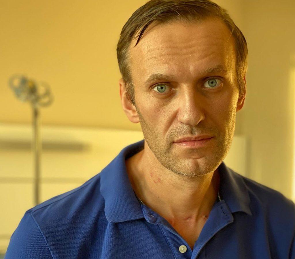Estonia vrea să-i acorde azil politic lui Alexei Navalnîi