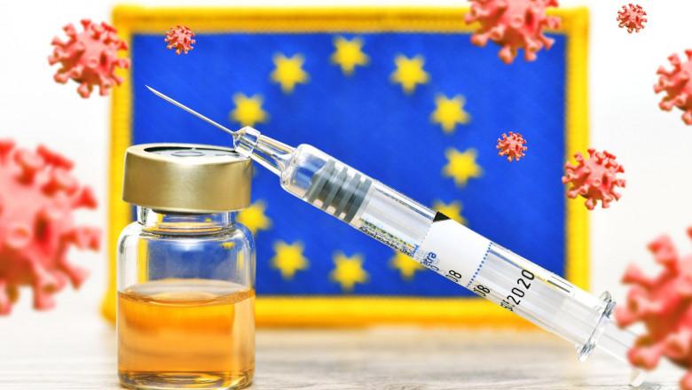 Comisia Europeană nu va reînnoi contractele cu AstraZeneca și Johnson&Johnson