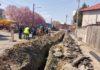 Rețea nouă de alimentare cu apă pe strada Sărarilor, din Craiova. Echipele Companiei de Apă Oltenia au finalizat lucrările în timp record.