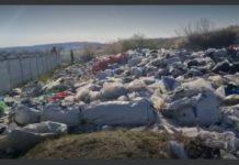 Deșeuri abandonate