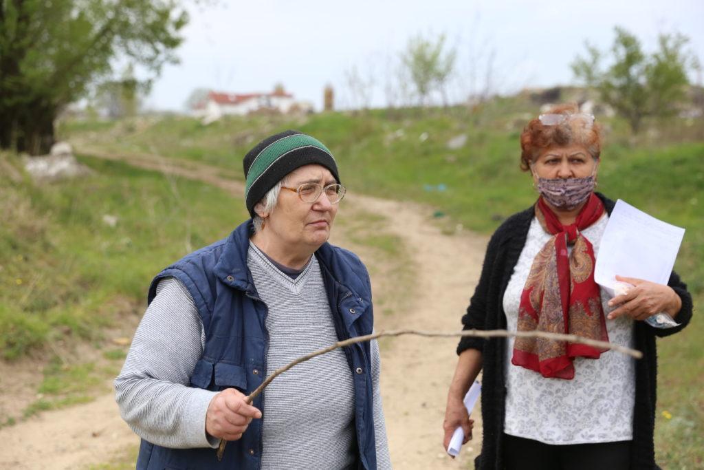 Oamenii din Valea Șarpelui