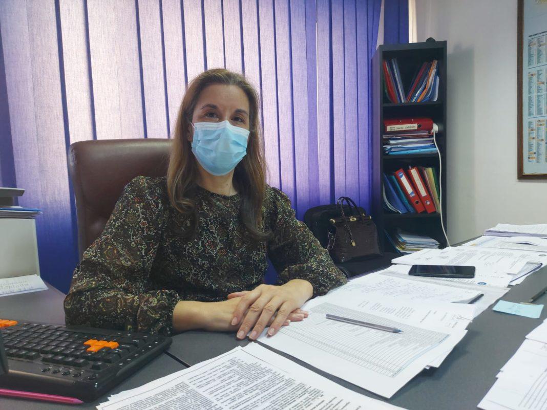 Mihaela Jianu, inspector şcolar general adjunct în cadrul ISJ Dolj