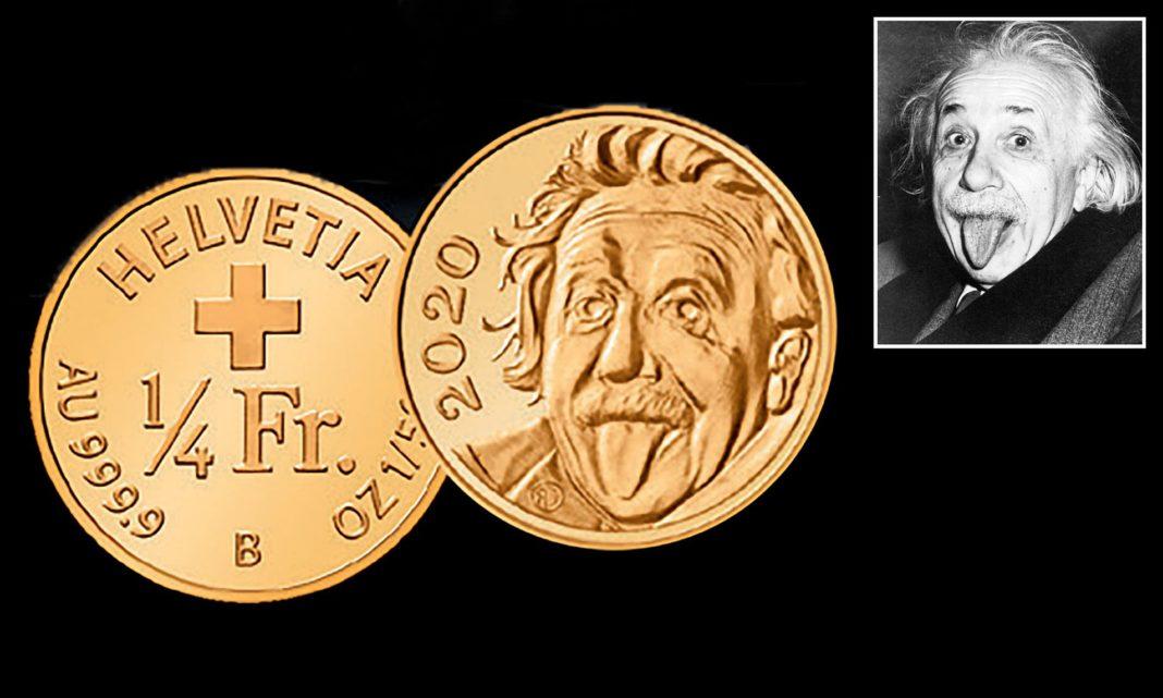 Elveţia a emis cea mai mică monedă comemorativă