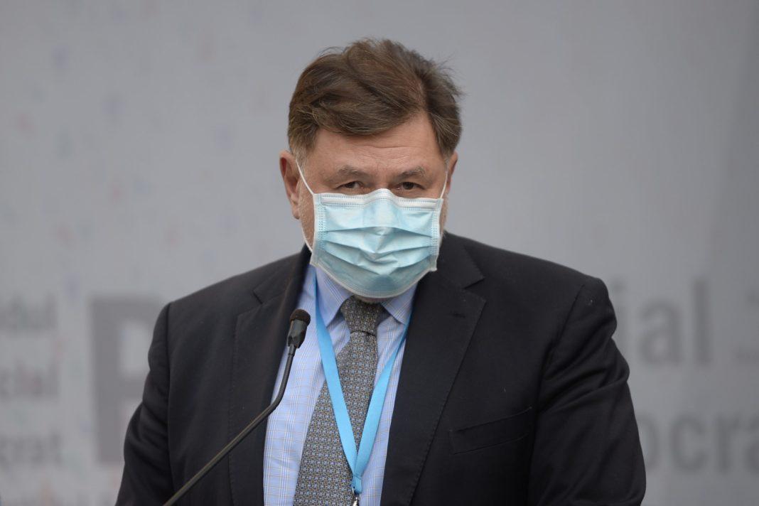 Alexandru Rafila critică închiderea magazinelor la ora 18.00