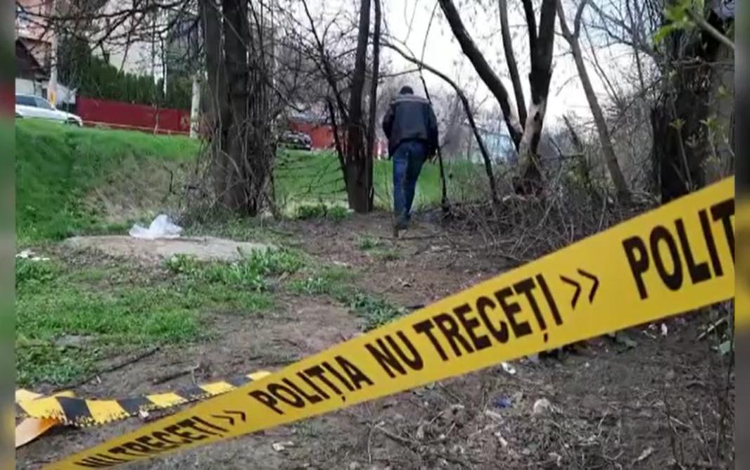 Pistoale găsite aruncate la ghena de gunoi