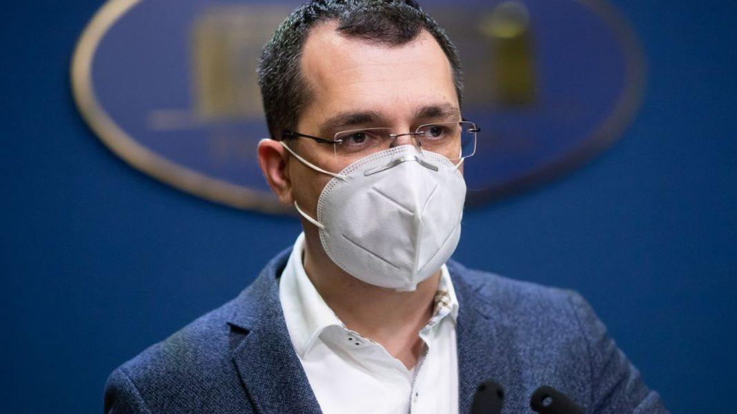 Vlad Voiculescu: La Spitalul Colentina sunt peste 500 de morți în plus