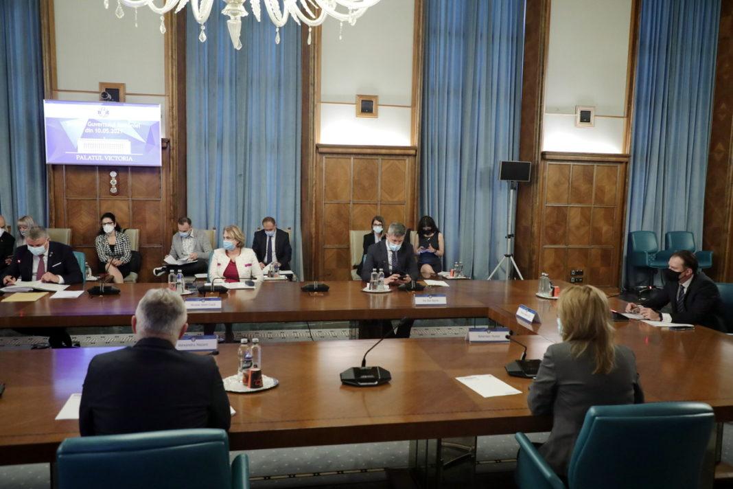 Acordarea stimulentului de reinserție pentru mame se va vota în ședința de Guvern de astăzi. Stimulentele sunt de 600 sau 1.500 de lei