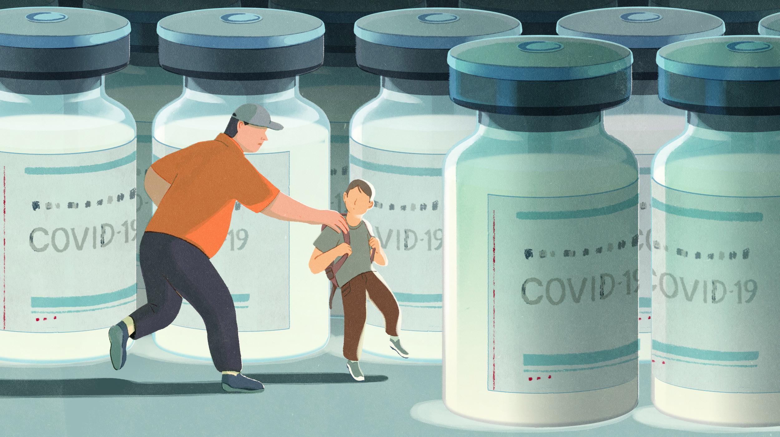 Germania: Vaccinarea elevilor odată cu începerea şcolii