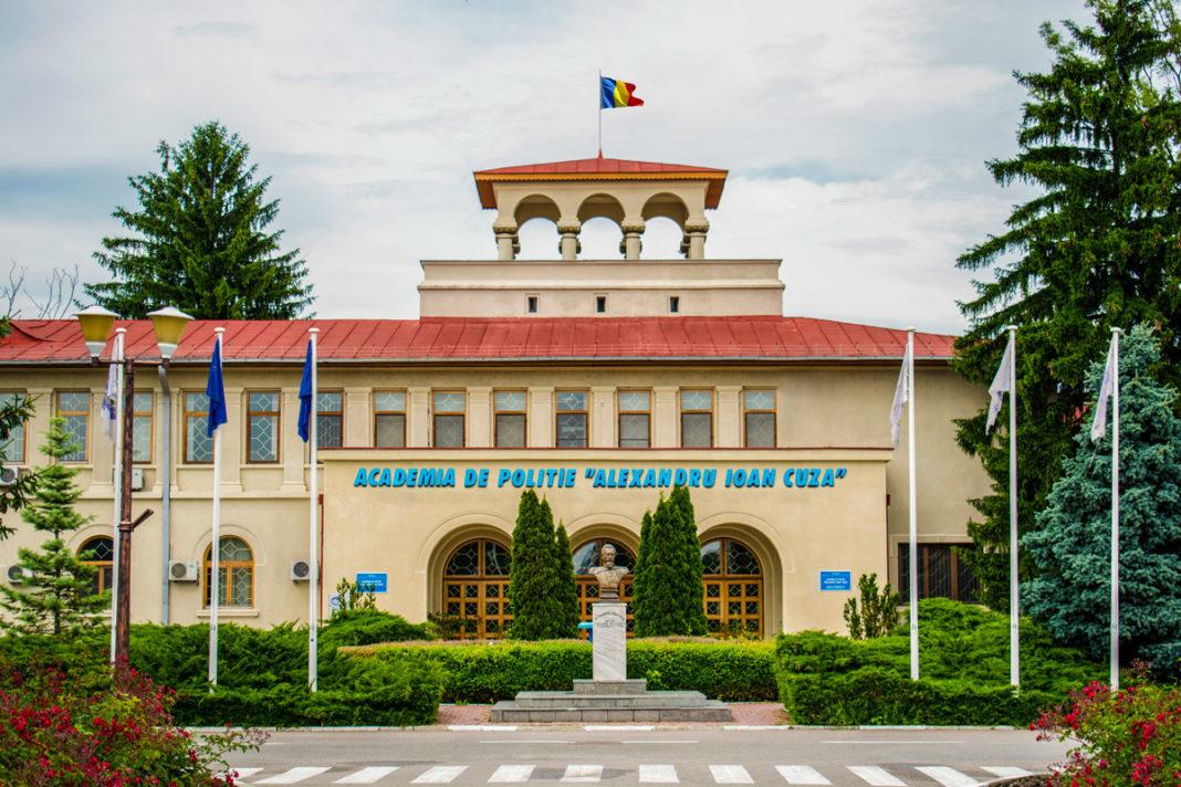Academia de Poliţie ''Alexandru Ioan Cuza'' din Bucureşti a scos la concurs 755 de locuri