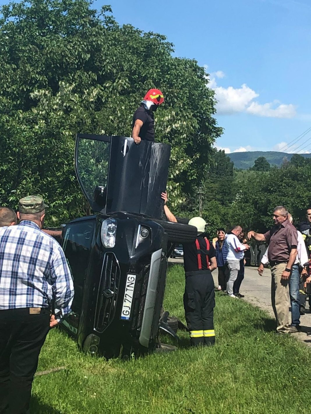 Gorj: Accident rutier cu o victimă, la Stănești