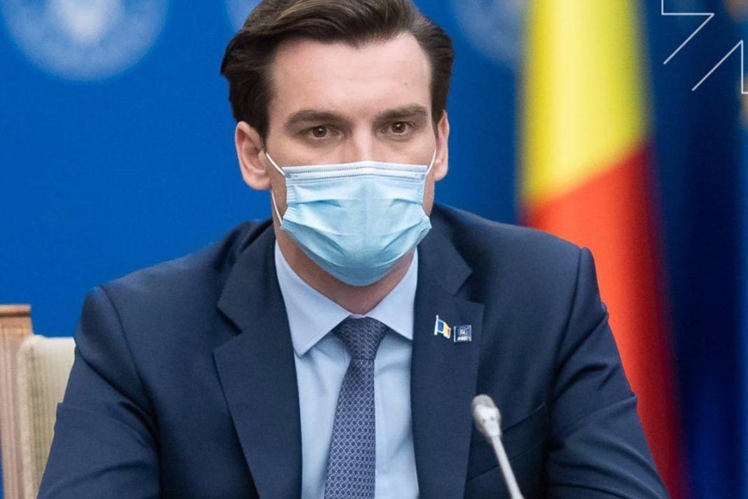 Secretarul de stat Andrei Baciu a anunțat că România a cerut suspendarea unui număr de doze de vaccin din cauza surplusului
