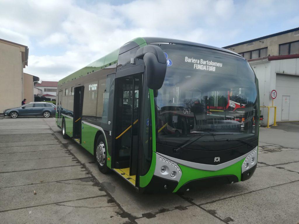 Așa arată un autobuz electric de 12 metri produs de SOR Libchavy