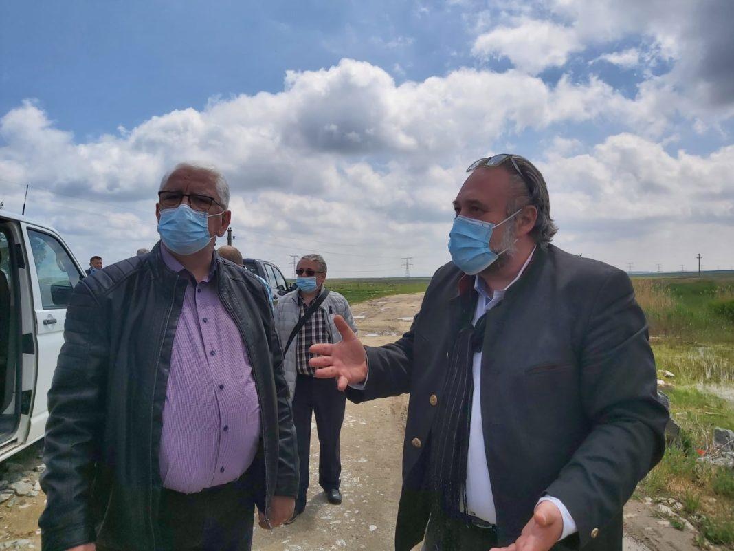 Comuna Bistreț, zonă-pilot într-un proiect internațional