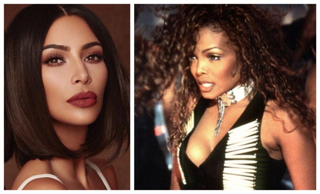 Kim Kardashian a cumpărat, la licitaţie, un costum al lui Janet Jackson