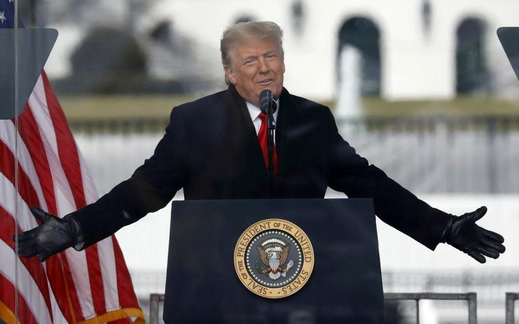 Donald Trump și-a lansat o nouă platformă de comunicare