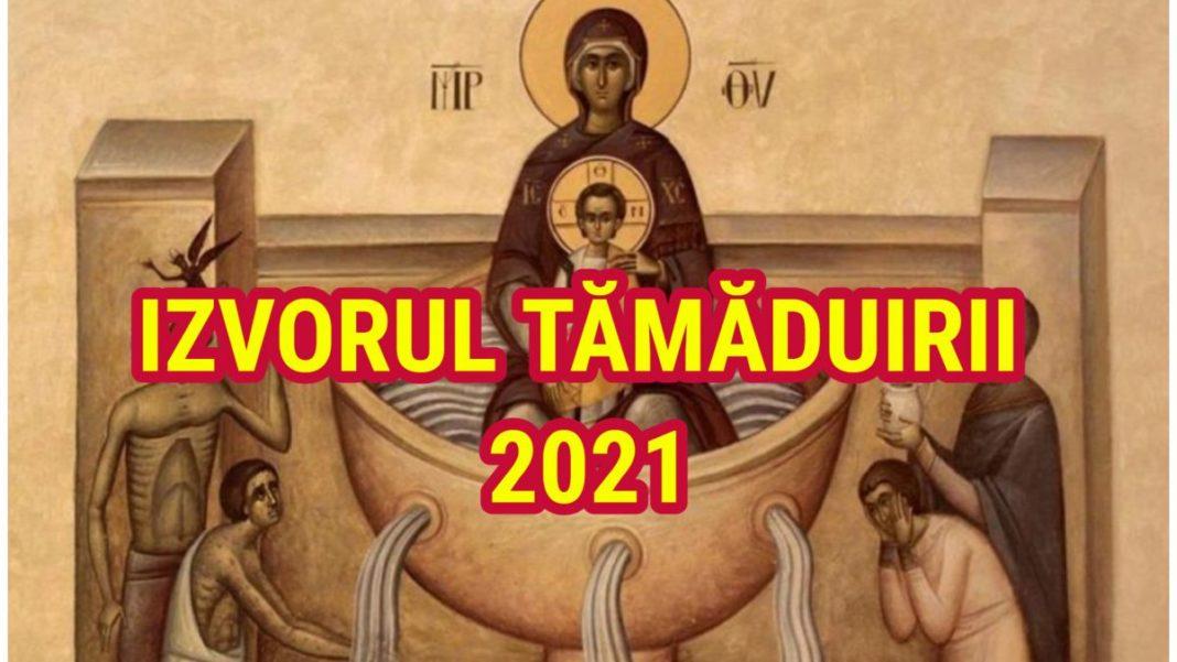 Izvorul Tămăduirii și minunea de la Constantinopol