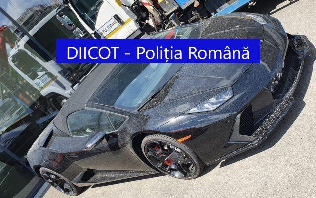 Cinci mașini de lux, confiscate de la un român care trăgea cu cardul în SUA