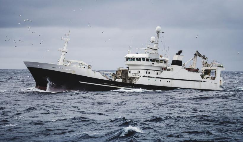 Un pescador românesc dispărut pe Marea Neagră a fost găsit scufundat, în zona Gura Portiţei. Trei perscari au fost găsiţi morţi