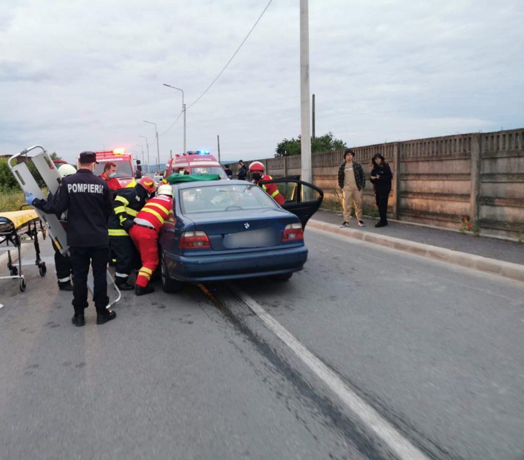 Mehedinți: Două accidente rutiere în ultimele 24 de ore