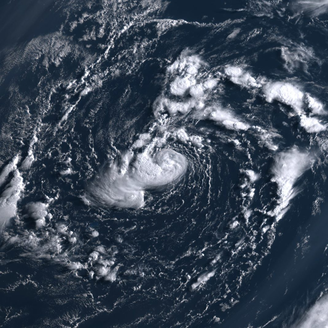 România, amenințată de un ciclon extratropical dinspre Marea Neagră