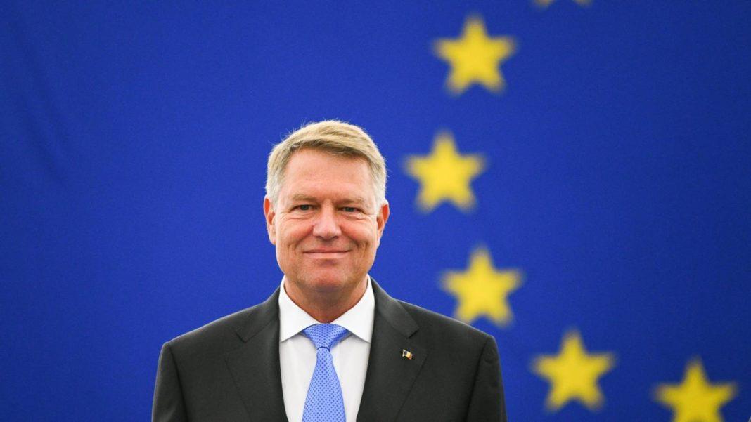 Președintele Klaus Iohannis participă la reuniunea Consiliului European