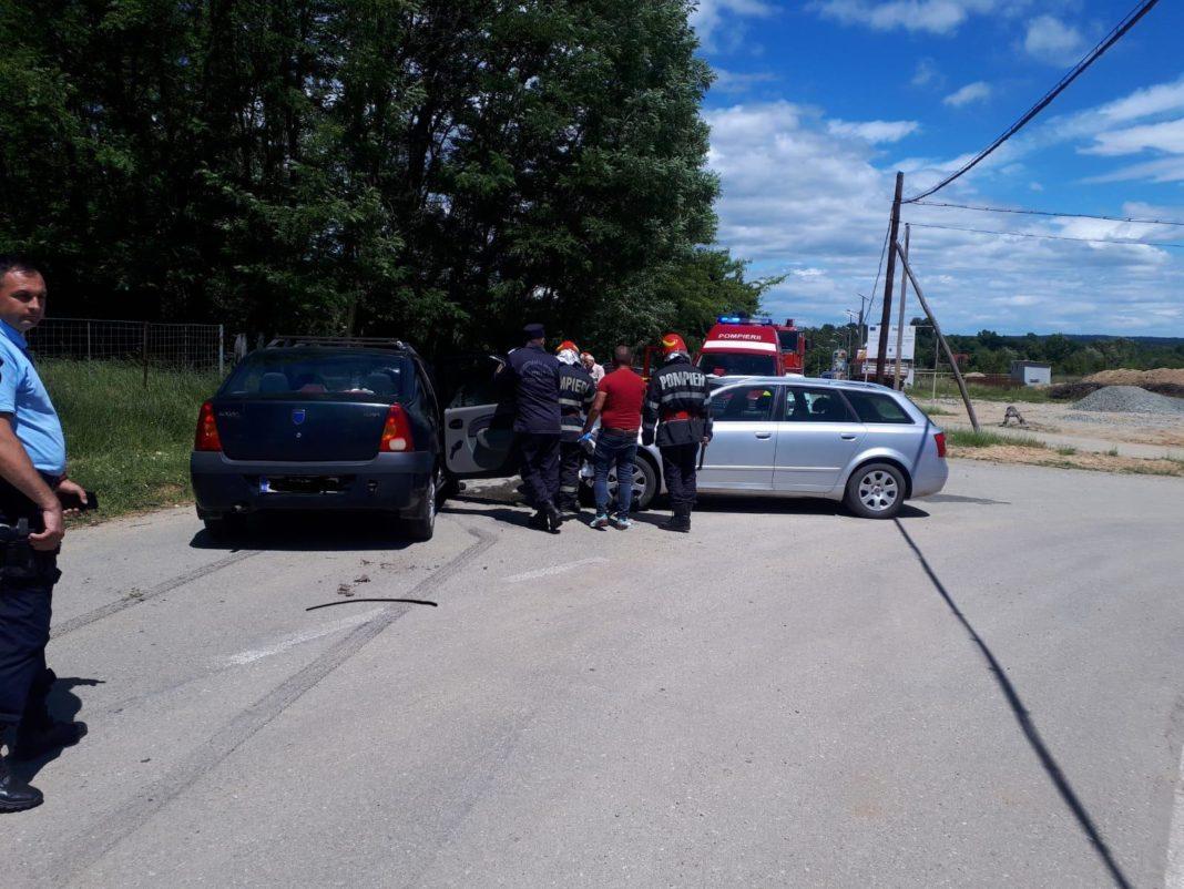 Gorj: Accident rutier cu două victime la Tismana