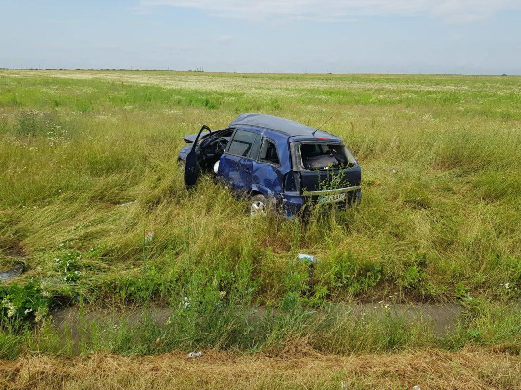 Femeie moartă într-un grav accident produs în comuna Leu