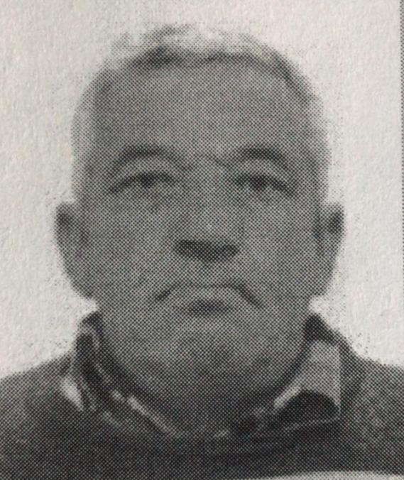 Iulian Urlan de 66 de ani, căutat de poliție după ce a dispărut de acasă (sursa foto IPJ Olt)