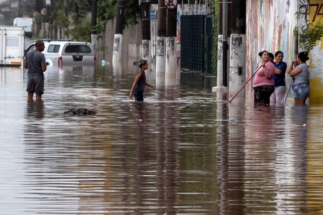 Inundații grave în Brazilia, în urma ploilor torențiale