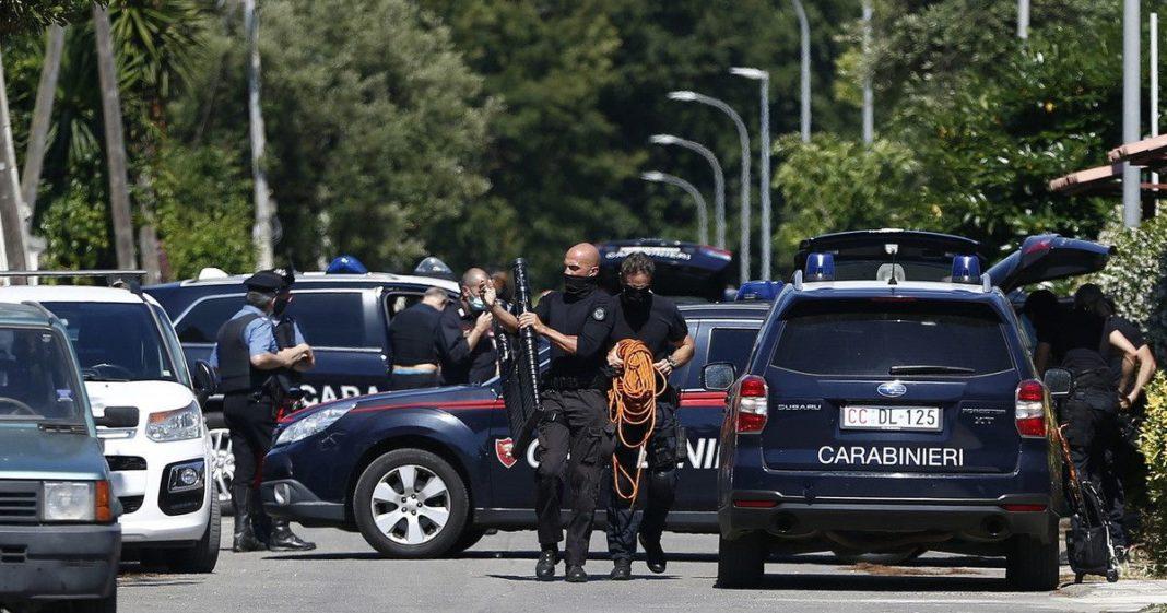 Doi copii şi un bătrân, împuşcaţi de un bărbat care apoi s-a sinucis
