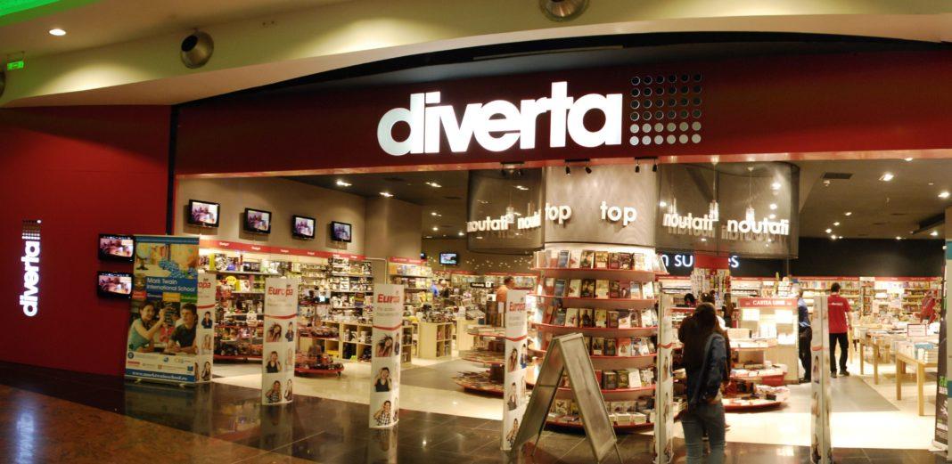 Lanțul de librării Diverta și-a cerut insolvența(foto: profit.ro)