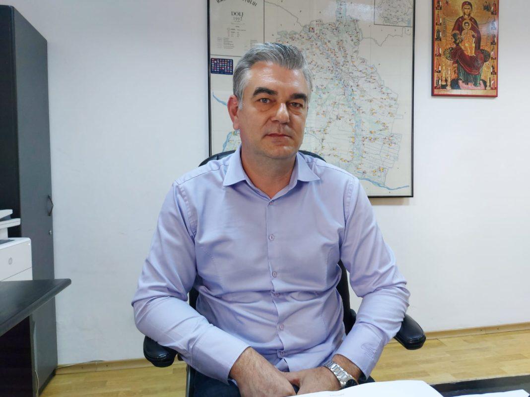 Claudiu Crăciunoiu, inspector şcolar general adjunct