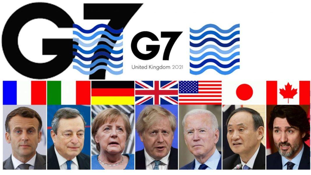 Liderii G7 au convenit asupra unei abordări mai dure faţă de China