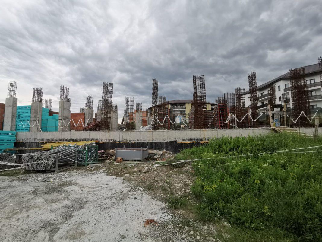 Primăria Râmnicu Vâlcea a mai primit 5 milioane de lei de la bugetul de stat pentru locuinţele sociale care se construiesc în Ostroveni Sud