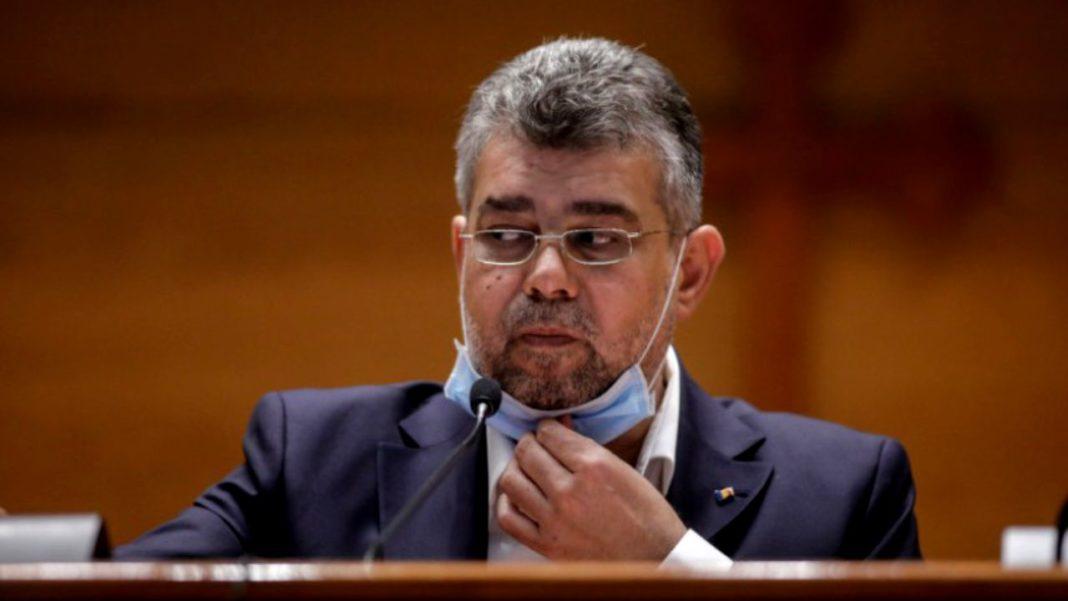 PSD a depus moţiunea de cenzură în Parlament