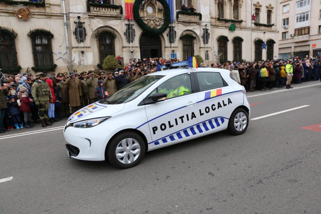 Poliţia Locală îşi cumpără primele maşini noi din 2021