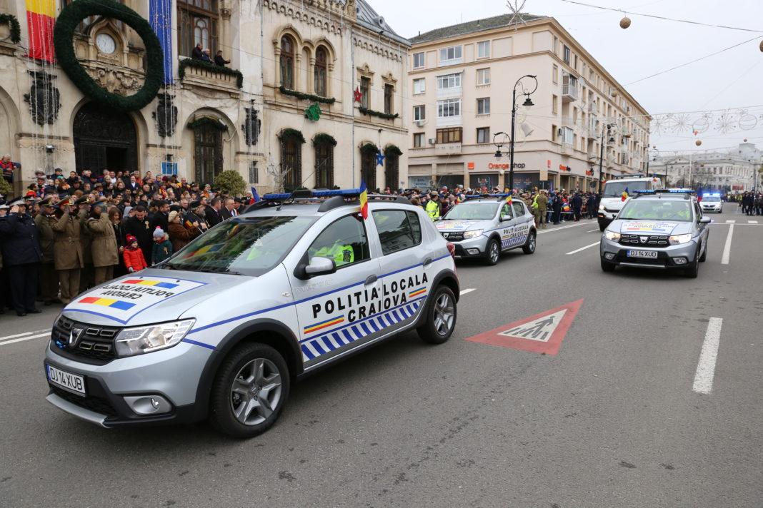 Poliţia Locală va primi zece maşini noi în acest an. Pentru primele cinci autoturisme a fost lansată deja procedura de achiziţie publică.