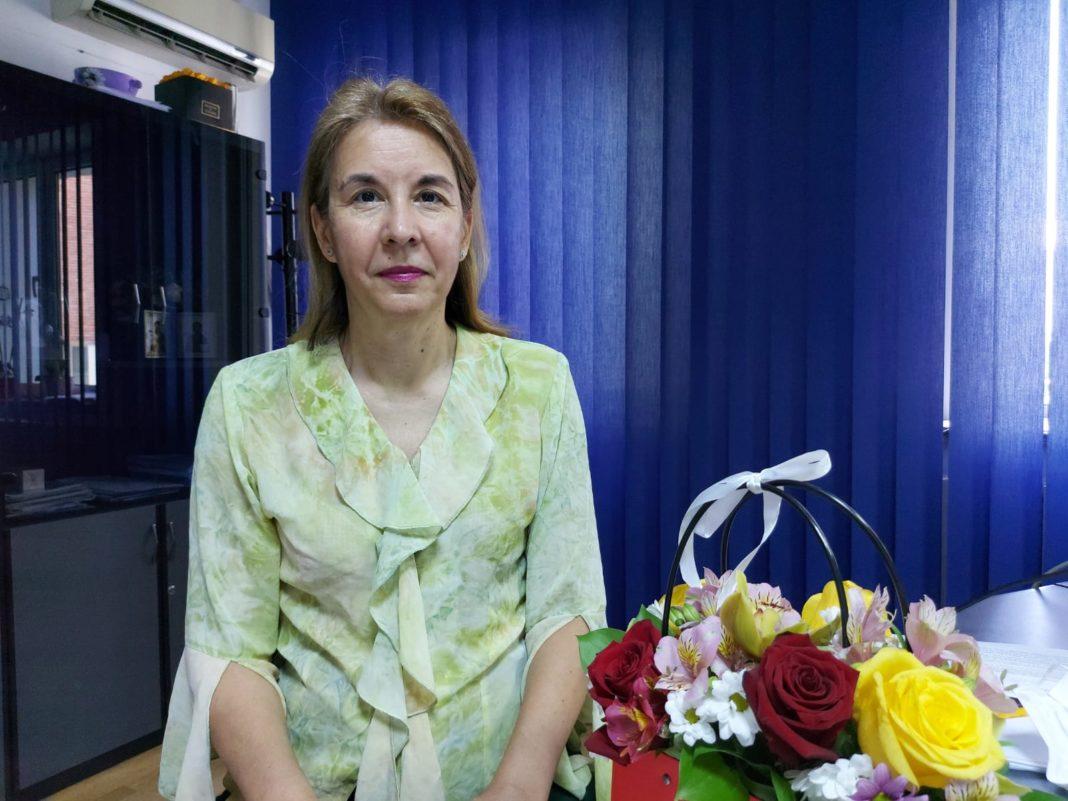 Mihaela Jianu, inspector şcolar general adjunct