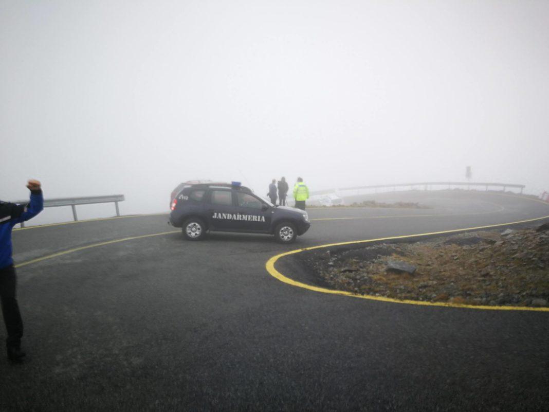 O comisie de specialiști în drumuri se va afla miercuri pe cea mai înaltă șosea din țară