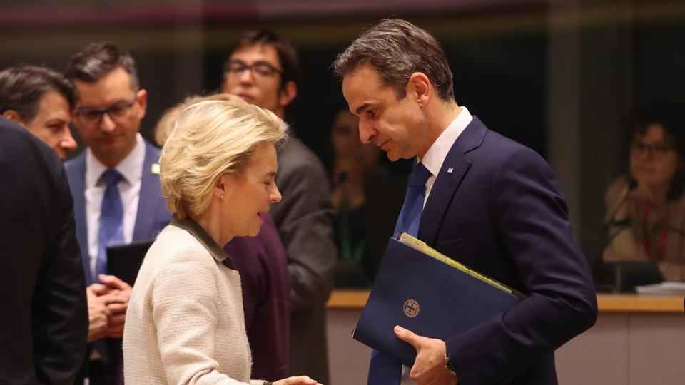 Comisia Europeană a aprobat planul de redresare şi rezilienţă al Greciei