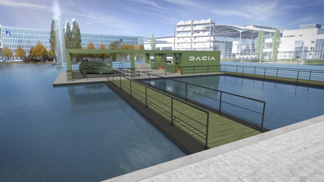 Dacia va prezenta un model de familie cu 7 locuri la salonul auto de la Munchen