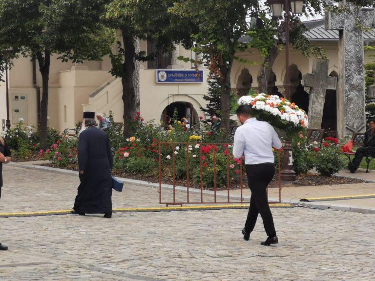 Arhiepiscopul Teodosie, lăsat pe dinafară la aniversarea Patriarhului Daniel (sursa foto: G4media)