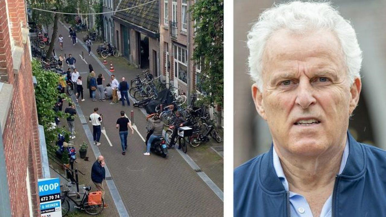 Peter R De Vries Twitter