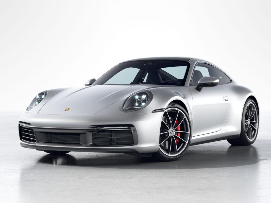Porsche Carrera S, pe lista maşinilor scutite de impozit