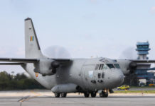 Pacienți arși, transportați cu un avion militar în Germania