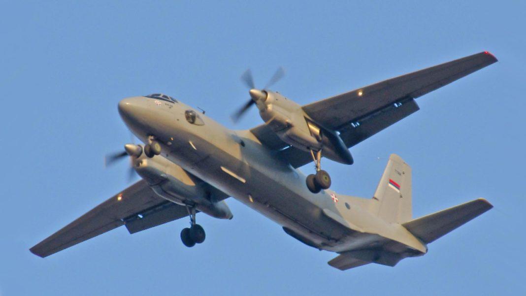 Un avion cu 28 de oameni la bord a dispărut în estul Rusiei