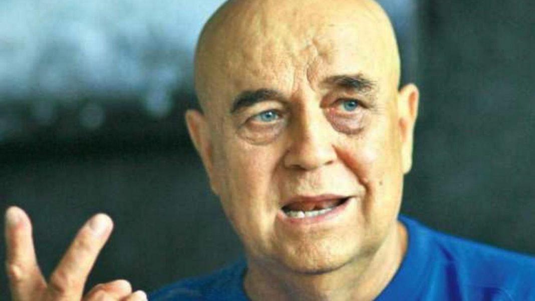 Benone Sinulescu este internat în Spitalul Județean din Arad, după a fost găsit inconștient în locuința sa