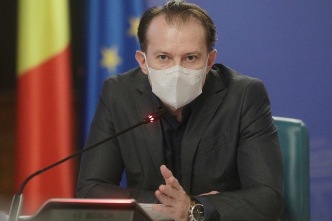 Premierul Florin Cîțu trimite un control la Ministerul de Finanțe