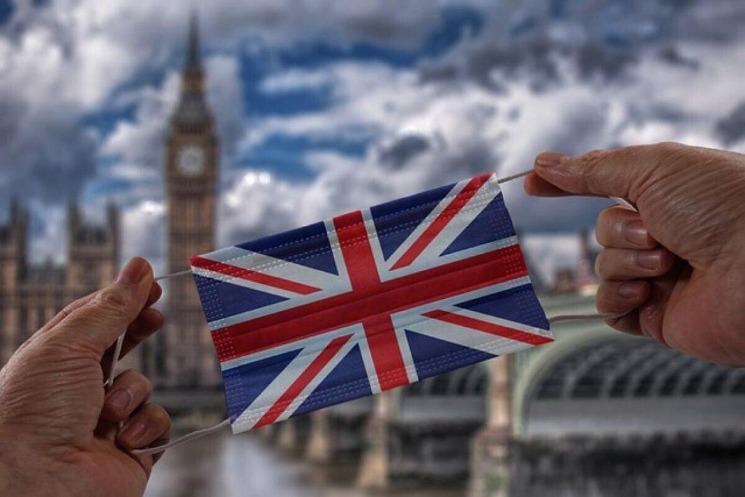 Numărul cazurilor noi de Covid-19 a crescut în Marea Britanie cu aproape 41% într-o săptămână
